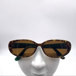 Juicy Couture Tortoise Oval Sunglasses Frames
